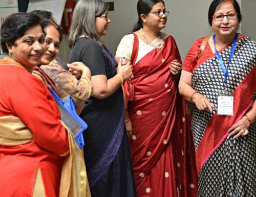 IndiaWomenAtICAR-ILRIcommsWorkshop_Cropped